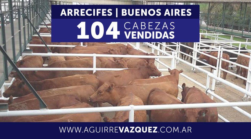 Resultados Arrecifes/Buenos Aires – 26/09/2018