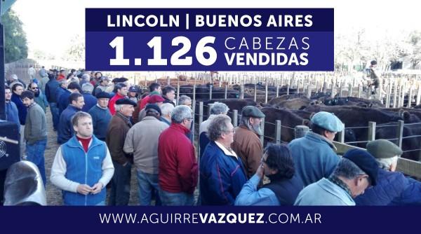 Resultados Lincoln/Buenos Aires – 12/09/2018