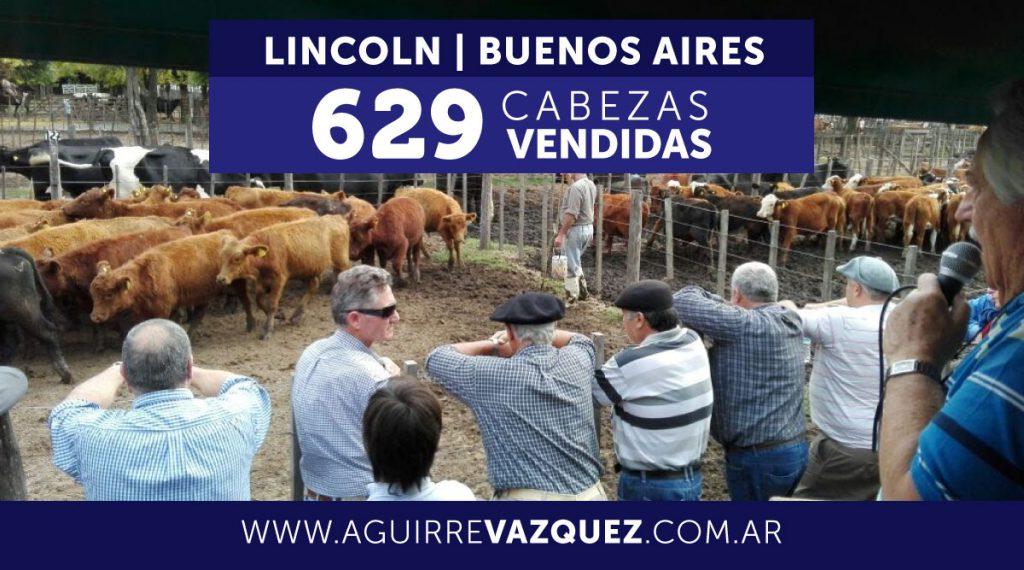 Resultados Lincoln/Buenos Aires – 09/10/2018