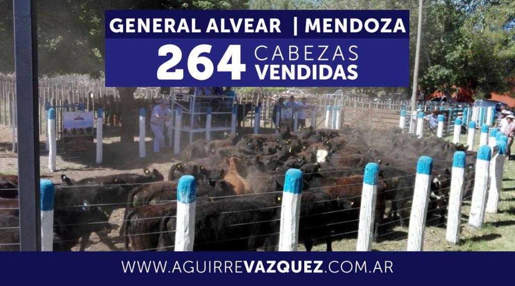 Resultados General Alvear/Mendoza – 29/11/2018