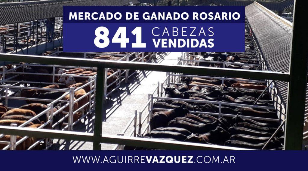 Resultados MGR/Rosario – 06/11/2018
