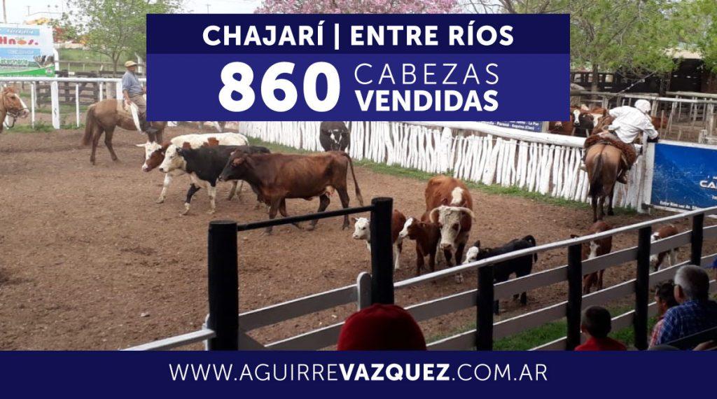 Resultados Chajarí/Entre Ríos – 11/12/2018
