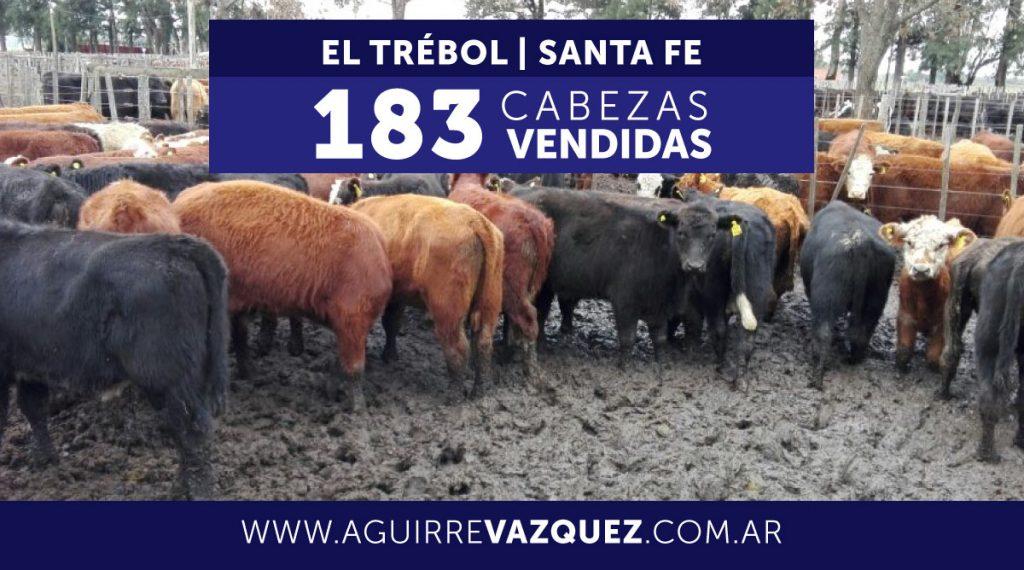 Resultados El Trébol/Santa Fe – 03/12/2018