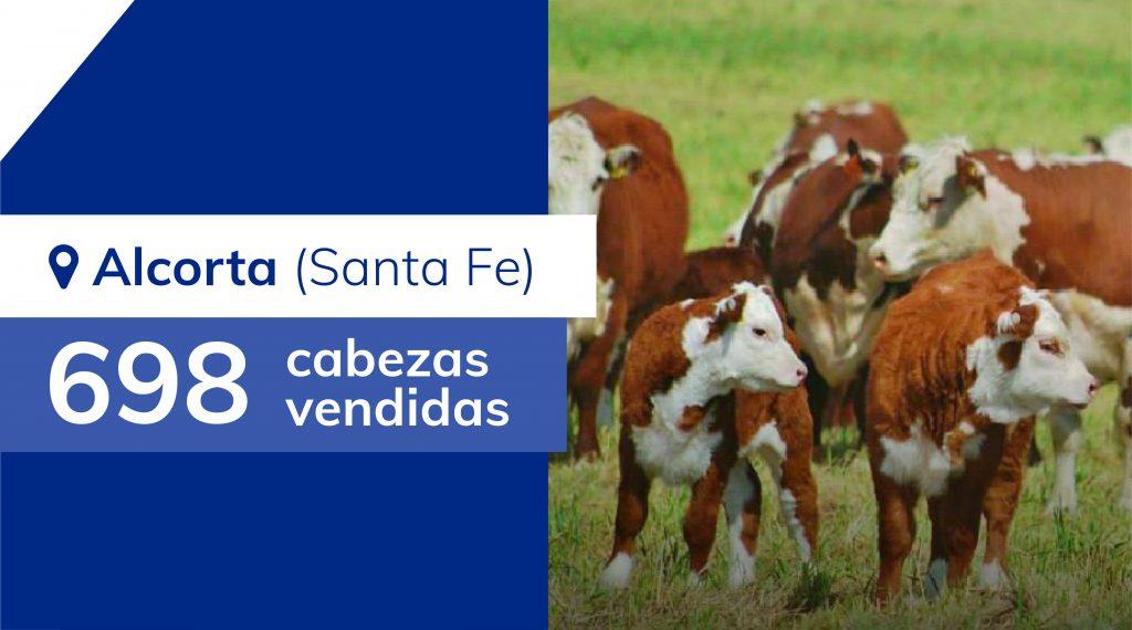 Resultados Alcorta (Santa Fe) – 23/01/2020