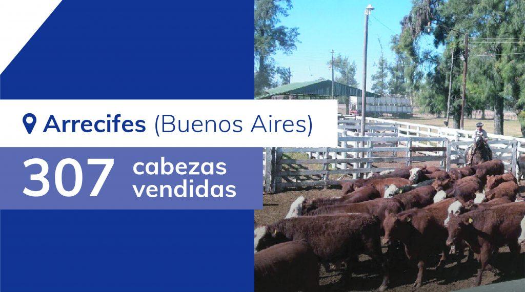Resultados Arrecifes (Buenos Aires) – 06/03/2020